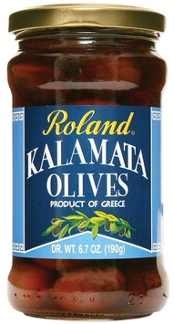 Picture of Sliced Kalamata Olives Halves by Roland  - Item No. 13590