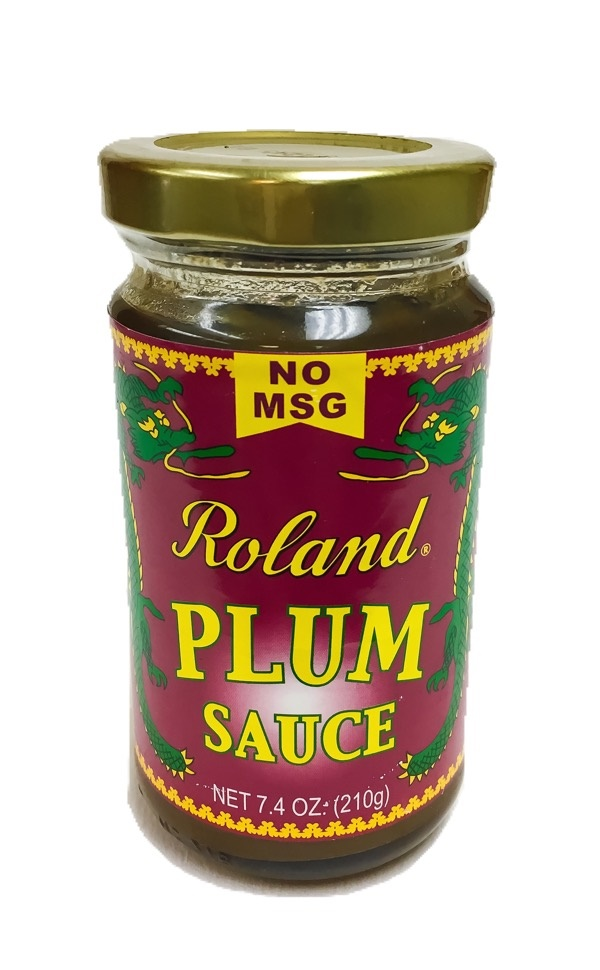 Picture of Plum Sauce by Roland 7.4 oz - Item No. 13592