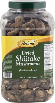Picture of Shiitake Mushrooms&nbsp;- Item No.&nbsp;13598