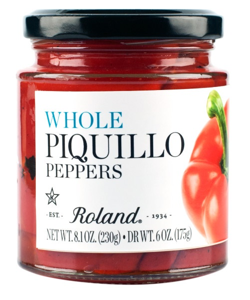 Picture of Roland Piquillo Peppers 8.1 oz - Item No. 13635