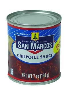 Picture of San Marcos Chipotle Sauce 7 oz - Item No. 1364