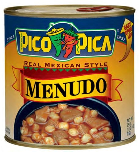 Picture of Pico Pica Real Mexican-Style Menudo 29 oz. - Item No. 1381