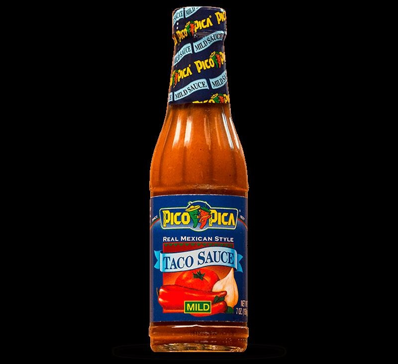 Picture of Pico Pica - MILD - Mexican Taco Sauce 7 oz - Item No. 1383