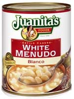 Picture of Menudo - Juanita's White Menudo 29.5 oz&nbsp;- Item No.&nbsp;1407