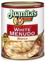 Picture of Menudo - Juanita's White Menudo 29.5 oz- Item No.1407