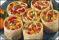 Picture of Sausage Picante Hand Roll Recipe - Item No. 141-sausage-picante-roll