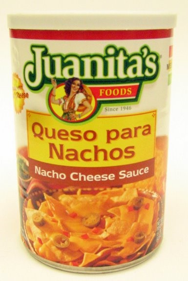 Picture of Juanita's Nacho Cheese Sauce 15 oz&nbsp;- Item No.&nbsp;1418