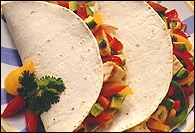 Picture of Quick & Healthy Soft Tacos Recipe - Item No. 147-quick-healthy-soft-tacos