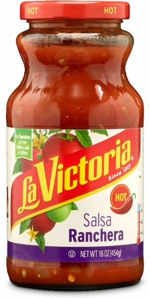 Picture of La Victoria Salsa Ranchera Hot - 16 oz. - Item No. 14926