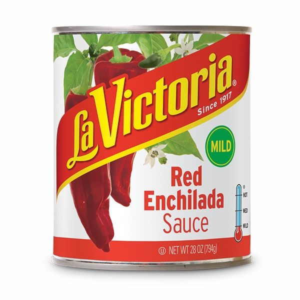 Picture of La Victoria Red Traditional - Enchilada Sauce -  Mild - 28 oz - Item No. 14950