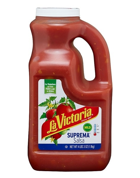 Picture of Salsa Suprema - Salsas by La Victoria -  Mild - 67 oz - Item No. 14969