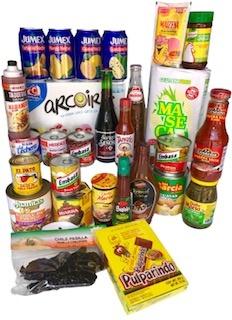 Picture of The Grande Mexican Food Kit 28 items - Item No. 14996
