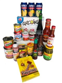 Picture of Mexican Food Cook's Choice  20 items&nbsp;- Item No.&nbsp;14997