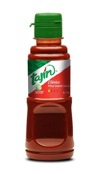 Picture of Tajin Mild Snack Hot Sauce 5.7 FL OZ - Item No. 15003