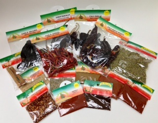 Picture of Mexican Herb & Spice Medley - 15 Mexican Food Spices - Item No. 15010