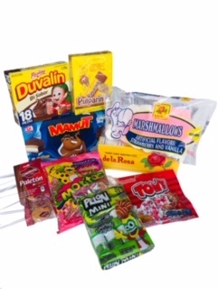 Picture of La Dulceria - Mexican Candy Lovers Package 10 items - Item No. 15011