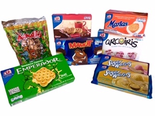 Picture of Mexican Cookies Pack - Surtido de Galletas Mexicanas - 8 items&nbsp;- Item No.&nbsp;15012