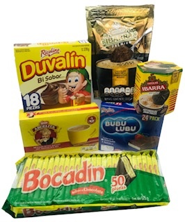 Picture of Mexican Chocolate Lovers Gift Pack 7 items - Item No. 15014