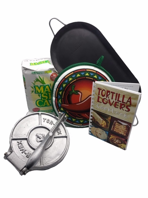 Picture of Tortilla Lovers Gift Pack 5 items - Item No. 15016