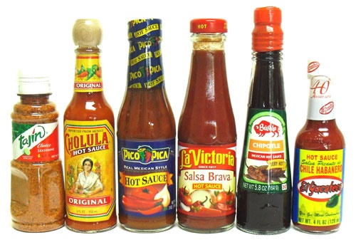 Picture of Hot Sauce Best Sellers Gift Pack - 6 Items - Item No. 15027