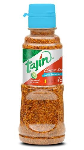 Picture of Tajin Low Sodium Fruit and Snack Seasoning Clasico 5 oz - Item No. 15035