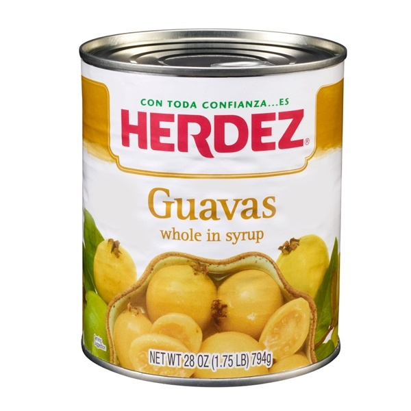 Picture of Herdez Guavas, Whole 28 oz. - Item No. 1530