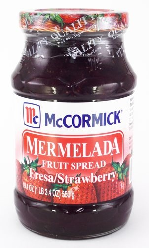 Picture of McCormick Strawberry Jam - Mermelada de Fresa 19.4 oz&nbsp;- Item No.&nbsp;1560