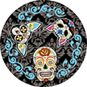 "Picture of Tortilla Oven Warmer Red  Fabric - Tortilla Oven Warmer - 10"" - Item No. 1620"