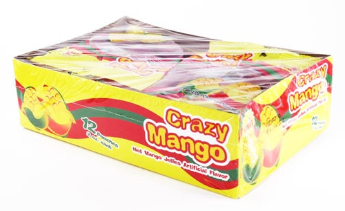 Picture of Crazy Mango (2 oz each)&nbsp;- Item No.&nbsp;16757-64176