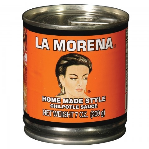 Picture of La Morena Homemade Style Chipotle Sauce 7 oz. - Item No. 1722