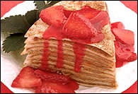 Picture of Strawberry Tortilla Torte Recipe - Item No. 173-strawberry-tortilla-torte