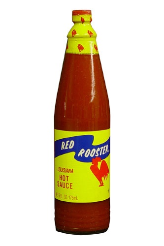 Picture of Red Rooster Hot Sauce 6 oz - Item No. 17600-02145