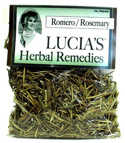 Picture of Lucia's Herbal Remedies Romero / Rosemary 1 oz - Item No. 18122-73717