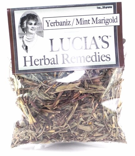 Picture of Lucia's Herbal Remedies Yerbaniz 1 oz&nbsp;- Item No.&nbsp;18122-73767