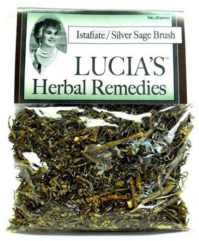 Picture of Lucia's Herbal Remedies Istafiate / Silver Sage Brush 1 oz&nbsp;- Item No.&nbsp;18122-73777