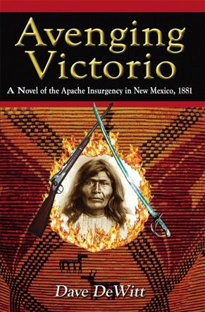 Picture of Avenging Victorio (Hardcover & Signed by Author) by Dave DeWitt - Item No. 18906892621