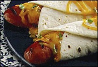 Picture of Sausage Wrap - Item No. 190-sausagewrap
