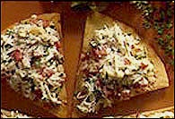 Picture of Mexican Fiesta Crab Crisps Recipe - Item No. 197-fiestacrabcrisps
