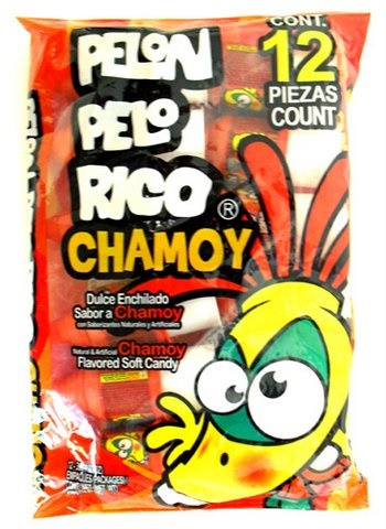 Picture of Pelon Pelo Rico Chamoy 12 pieces&nbsp;- Item No.&nbsp;19886-15200
