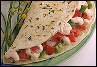 Picture of Veggie Quesadillas&nbsp;- Item No.&nbsp;20-veggie-quesadillas