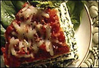 Picture of Meatless Tortilla Lasagna Recipe - Item No. 201-meatlesstortillalasagna