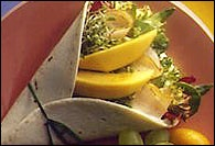 Picture of California Hand Roll Recipe - Item No. 203-californiahandroll
