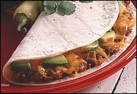 Picture of California Quesadillas Recipe - Item No. 207-californiaquesadillas