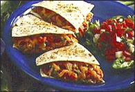 Picture of Tex-Mex Quesadillas - Item No. 211-texmexquesadilla