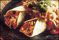 Picture of Burrito Casserole Recipe - Item No. 212-burritocasserole