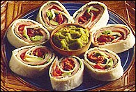 Picture of B.L.T. Rolls Recipe - Item No. 22-blt-rolls
