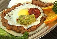 Picture of Huevos Rancheros - Mexican Recipe - Item No. 239-huevosrancheros