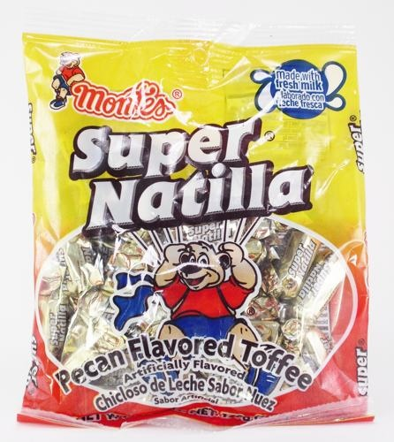 Picture of Super Natilla - Pecan Flavored Toffee&nbsp;- Item No.&nbsp;24142-00223