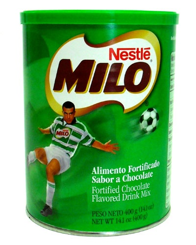 Picture of Milo Chocolate Flavored Drink Mix 14 oz. - Item No. 2423
