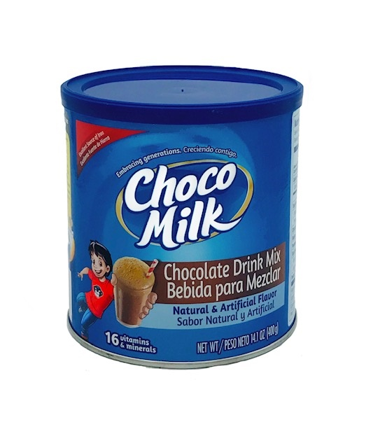 Picture of Choco Milk Powder 14 oz.&nbsp;- Item No.&nbsp;2426